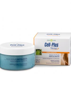 cell-plus aqua scrub