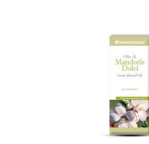 Olio di mandorle dolci ad uso esterno