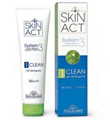 gel detergente skinact clean