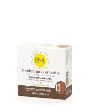 FOND. COMP BRONZO SPF 15