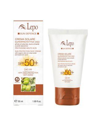 crema solare superprotettiva