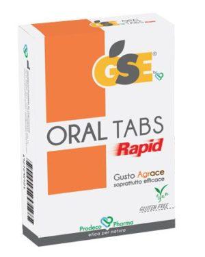 GSE Oral Tabs Rapid